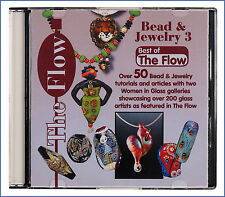-NEU- The Flow: BEAD & JEWELRY 3 - CD mit Project-Tutorials im PDF-Format