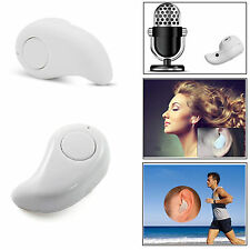 Wireless Mini Bluetooth Stereo With Mic Headset For Apple iphone 5C 5S 6 Plus LG