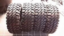 1.9 Tires (4) 112mm for scx10 rc4wd tamiya realistic projects