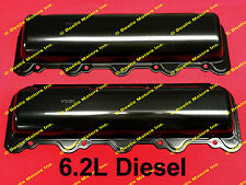 6.2 6.2L Diesel Valve Covers Set NEW Valve Cover Chevy 6.5 GMC 6.2 L 2500 3500