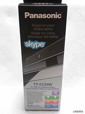 Panasonic TY-CC20W VIERA Skype Communication Camera From Japan F/S epacket