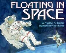 Floating in Space: Stage 2 (Let's Read-And-Find-Out Science)-ExLibrary