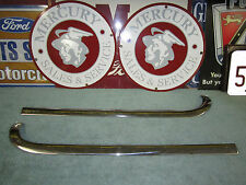 1955 1956 Mercury Montclair Convertible Quarter Color Divider SST (L&R)