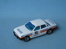 Matchbox Jaguar XJ6 Police Car without Roof Lights UB Rare
