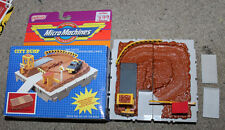 1989 Galoob Micro Machines Travel City City Dump Boxed