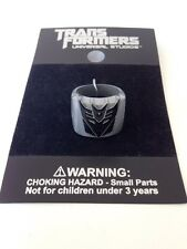 Universal Studios Transformers The Ride Decepticon Ring Men's 9