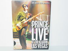 "*****DVD-PRINCE""LIVE AT THE ALADDIN LAS VEGAS""-2003 NPG Records*****"