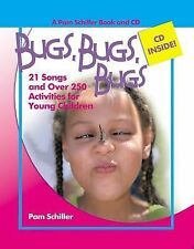 Bugs, Bugs, Bugs: 21 Songs and Over 250 Activities for Young Children -ExLibrary