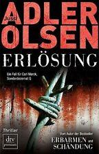 Erlösung von Jussi Adler-Olsen (2011, Taschenbuch)