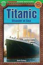 Titanic: Disaster at Sea by Sean Callery (Paperback / softback, 2014)