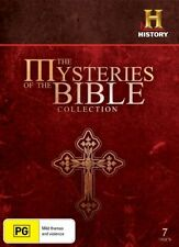 The Mysteries Of The Bible Collection (DVD, 2009, 7-Disc Set) Region 4