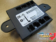 2007-2016 Chrysler T&C Dodge Caravan Left Door Control Control Module Mopar OEM