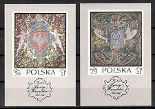 Polen Michelnummer Block 43 - 44 postfrisch (interne Nr. 306 )