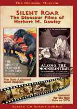 SILENT ROAR DVD Dinosaur Films of HERBERT M. DAWLEY Ghost Slumber Mountain NEW!
