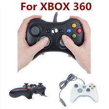 Black USB Wired Game Pad Controller For Xbox 360 Computer Notebook USB 2.0 PC