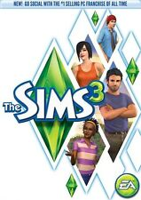 The Sims 3 game (PC/MAC, Region-Free) Origin Download KEY