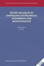 Recent Advances in Earthquake Geotechnical Engineering and Microzonation (Geotec