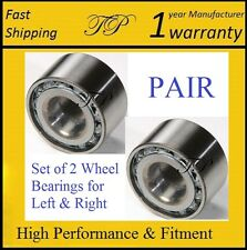 FRONT WHEEL HUB BEARING  For NISSAN ALTIMA MAXIMA INFINITI G20 I30 (PAIR)