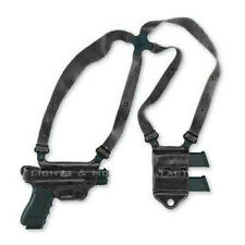 GALCO MCII224B MIAMI CLASSIC II SHOULDER HOLSTER GLOCK 17 19 22 23 26 27 31 32