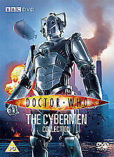 DOCTOR WHO - THE CYBERMEN COLLECTION NEW DVD