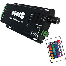 ORACLE Lighting 1705-504 Audio Activated ColorSHIFT LED Controller