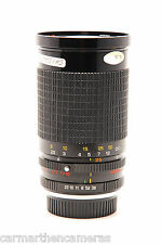 Used Sun DC-1 Zoom 35-200mm f3.8-5.3 Lens for Pentax (SH13247)