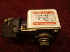 Fuji Electric CS5F-40 SUPER RAPID FUSE IS REPAIRED 30 DAY WARRANTY