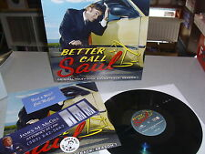 OTST : Season 1 - Better Call Saul - LTD Edition 180g black LP audiophile Vinyl