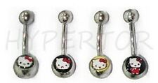 ideal revendeur !! lot de 16 piercing nombril style  hello kitty neuf