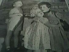 ww2 world war two book picture - blind children shelter from bombing