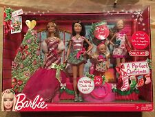 Barbie A Perfect Christmas Dolls & Stage