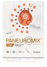 Cognitive Enhancer Limitless Pill Paneuromix® Nootropic AKA NZT.2 - (30 Ct) - w