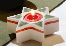HUTSCHENREUTHER Stern Tischlicht Weihnachtstraum 02019-725298-25742  ! B-Ware !