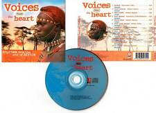 "VOICES FROM THE HEART ""Rhythms from the Soul of Africa"" (CD) 1999"