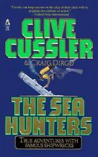 The Sea Hunters By Clive Cussler With Craig Dirgo Soft cover