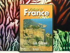 DVD d'occasion en excellent état : Film : J'AIME LA FRANCE  LA CORSE - Reportage