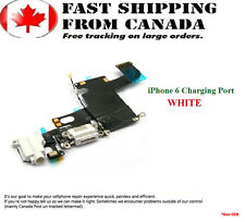 New Replacement For iPhone 6 White Charging Port Flex Audio Dock Connector