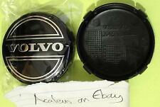 Volvo Centre Caps Set of 2x 64mm Wheel Hub S40 S60 XC70