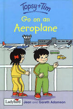 Topsy and Tim Go on an Aeroplane (Topsy & Tim) Jean Adamson, Gareth Adamson Very