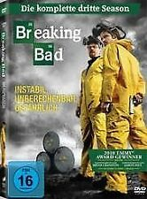 Breaking Bad   die komplette 3. Season / 3. Staffel auf Blu-ray