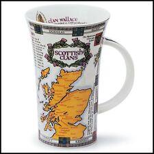 Lovely Dunoon Scottish Clans Fine Bone China Mug Glencoe Shape