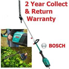 10 ONLY Bosch AMW10HS electric long reach hedgecutter 06008A3170 3165140669887#