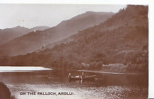 Scotland Postcard - On The Falloch - Ardlui - Argyllshire   U4471
