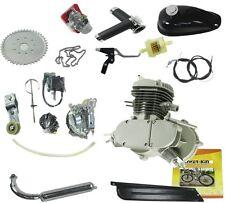 Vélo motorisé 80CC Moteur deux temps kits pour moteurs motocyclette moteur