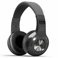 NEW BLUEDIO H-Turbine Bluetooth 4.1 Wireless stereo headphone headset -black