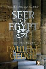 The Seer of Egypt (The King's Man Trilogy, Vol. 2)-ExLibrary