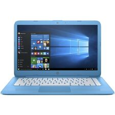 "HP - Stream 14"" Laptop - Intel Celeron - 4GB Memory - 32GB eMMC Flash Memory ..."
