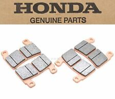 New Genuine Honda Front Brake Pad Set CBR 600 954 RVT1000R (See Notes/Years)#S33