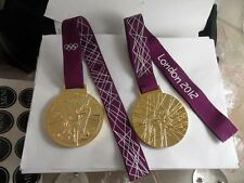 London Olympic 2012 Gold Medal - Replica - New - to celebrate the Rio Olympic