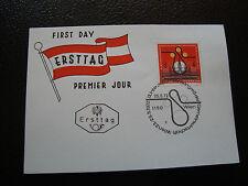 AUTRICHE - carte 1er jour 23/5/1972 (cy29) austria